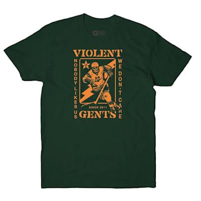 Forest Green (Violent Gentlemen Banger Tee - Mens)