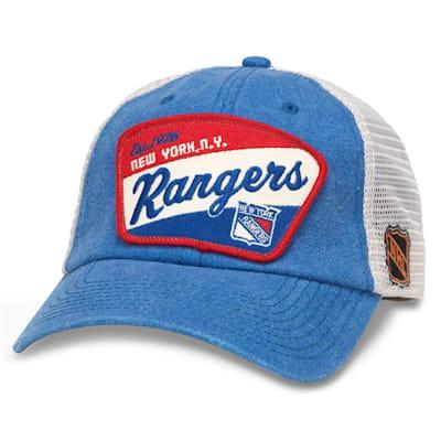 (American Needle Ravenswood Cap - Rangers - Adult)