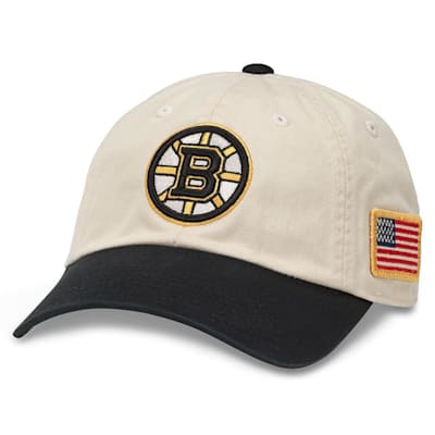 (American Needle United Slouch Cap - Bruins - Adult)