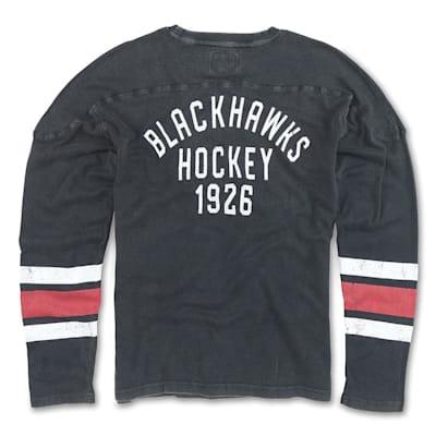Back (American Needle Gibson Tee - Blackhawks - Adult)