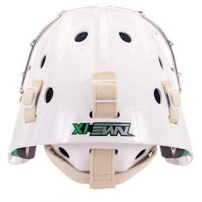 (Bauer NME IX Non-Certified Goalie Mask - Senior)