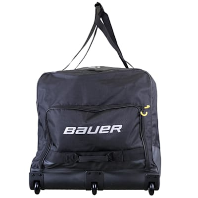 (Bauer S19 Premium Goalie Wheeled Bag - Senior)