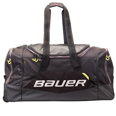 (Bauer S19 Elite Wheel Hockey Bag - Junior)