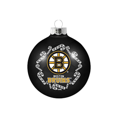 (NHL Small Ball Ornament - Boston Bruins)