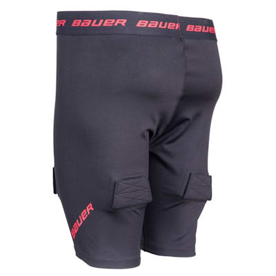 (Bauer S19 Essential Compression Jock Short - Mens)