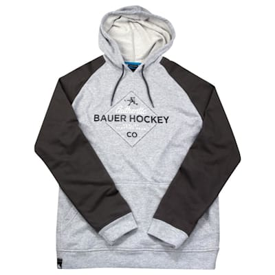 (Bauer Vintage Authentic Pullover Hoodie - Adult)
