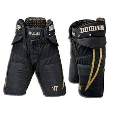 Black/Bronze (Warrior Hitman Player Pants - Junior)