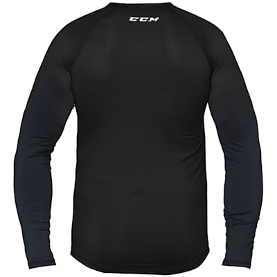 (CCM Performance Compression Long Sleeve Top - Adult)