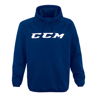 (CCM Core Tech Fleece Pullover Hoody - Adult)