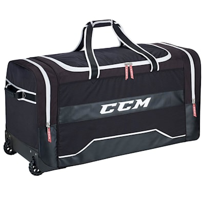 (CCM 380 Deluxe Player Wheel Bag - 33 Inch - Junior)