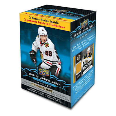 (Upper Deck NHL Blaster Box 2018/19 - Series Two)