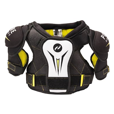 Front (Pure Hockey PH1 Hockey Shoulder Pads - Youth)