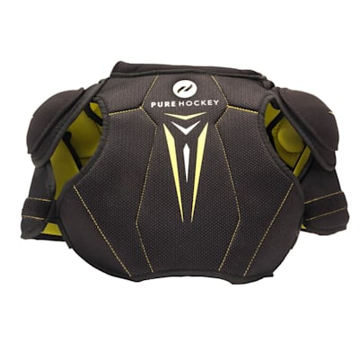 Back (Pure Hockey PH1 Hockey Shoulder Pads - Youth)