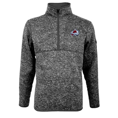 (Colorado Avalanche Fortune 1/4 Zip - Adult)