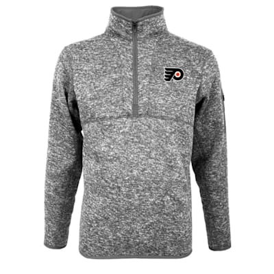 (Philadelphia Flyers Fortune 1/4 Zip - Adult)