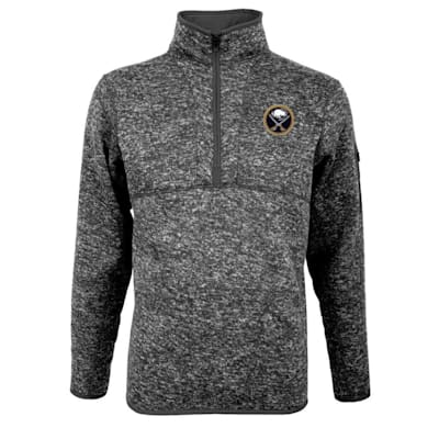 (Buffalo Sabres Fortune 1/4 Zip - Adult)
