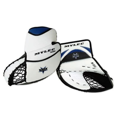 (Mylec Mylec 7000 Street Hockey Catch Glove - Senior)