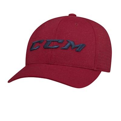 (CCM Perforated Structured Flex Cap - Adult)