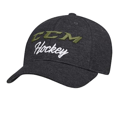 (CCM Academy Tech Flex Cap - Adult)