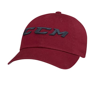 (CCM Academy Slouch Adjustable Cap - Adult)