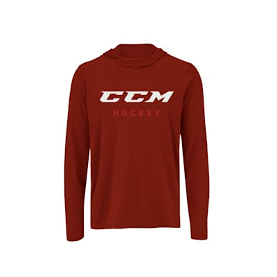 (CCM Chromatic Performance Hooded Tee - Adult)