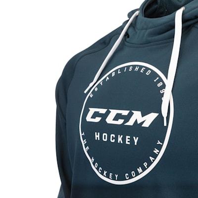 (CCM Academy Tech Pullover Fleece Hoody - Youth)