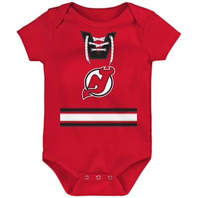 (Adidas Hockey Pro Onesie New Jersey Devils - Newborn)
