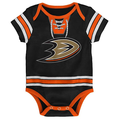 (Adidas Hockey Pro Onesie Anaheim Ducks - Infant)