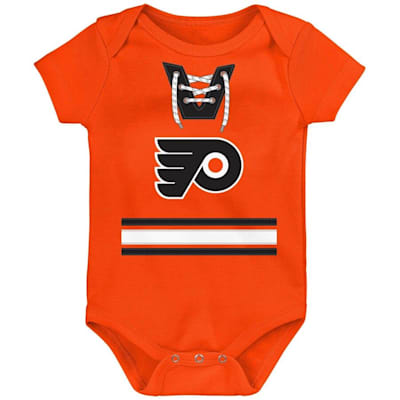 (Adidas Hockey Pro Onesie Philadelphia Flyers - Newborn)