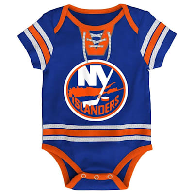 (Adidas Hockey Pro Onesie New York Islanders - Newborn)