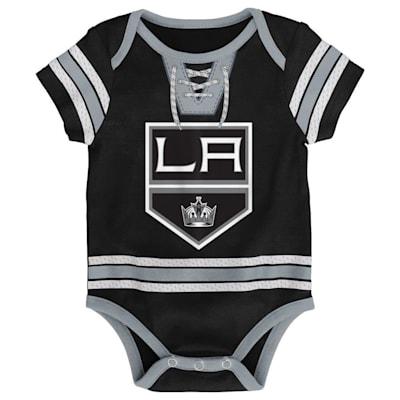 (Adidas Hockey Pro Onesie LA Kings - Newborn)