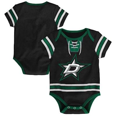 (Adidas Hockey Pro Onesie Dallas Stars - Newborn)