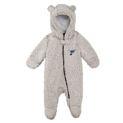 (Adidas St. Louis Blues Game Nap Onesie - Infant)