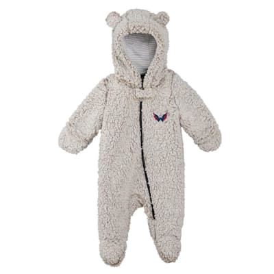 (Adidas Washington Capitals Game Nap Onesie - Infant)