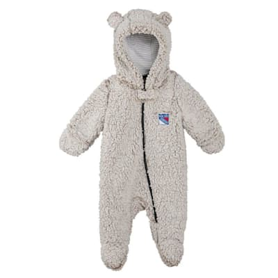 (Adidas NY Rangers Game Nap Onesie - Infant)