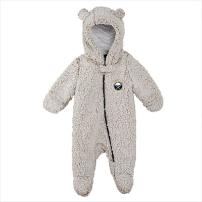 (Adidas Buffalo Sabres Game Nap Onesie - Infant)