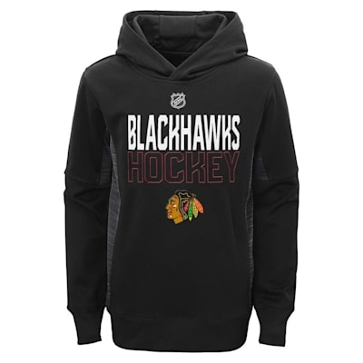 (Adidas Chase the Puck Hoodie Chicago Blackhawks - Youth)