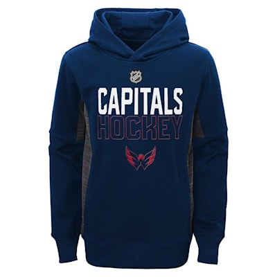 (Adidas Chase the Puck Hoodie Washington Capitals - Youth)