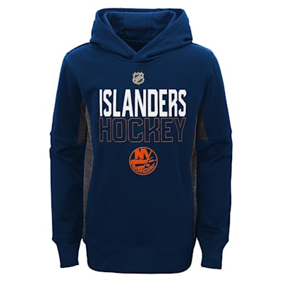 (Adidas Chase the Puck Hoodie New York Islanders - Youth)