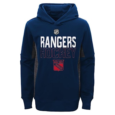 (Adidas Chase the Puck Hoodie NY Rangers - Youth)