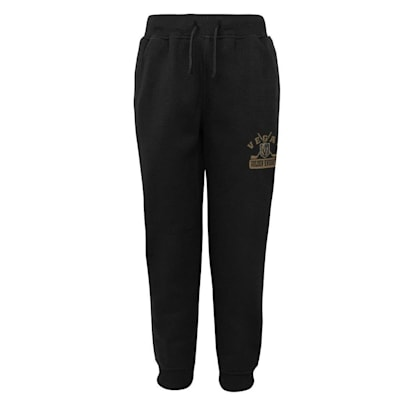 (Adidas Vegas Golden Knights Pro Game Sweatpants - Youth)