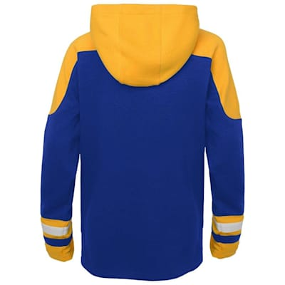 (Adidas Ageless Must Have Hoodie - St. Louis Blues - Youth)
