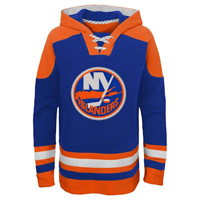 (Adidas Ageless Must Have Hoodie - New York Islanders - Youth)