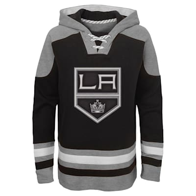 (Adidas Ageless Must Have Hoodie - Los Angeles Kings - Youth)