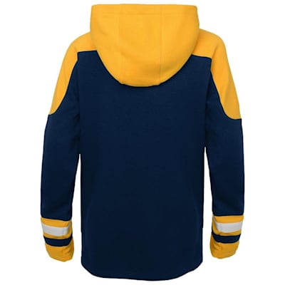 (Adidas Ageless Must Have Hoodie - Buffalo Sabres - Youth)