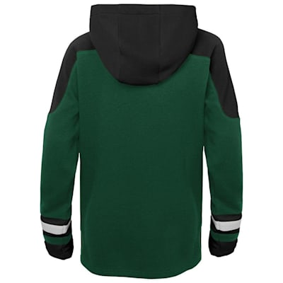(Adidas Ageless Must Have Hoodie - Minnesota Wild - Youth)