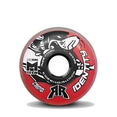 (Rink Rat Identity XX Grip Inline Hockey Wheels)
