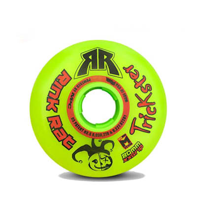 (Rink Rat Trickster XX Grip Inline Hockey Wheel)