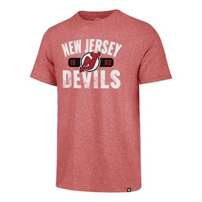 (47 Brand Milestone Match Tee New Jersey Devils - Adult)
