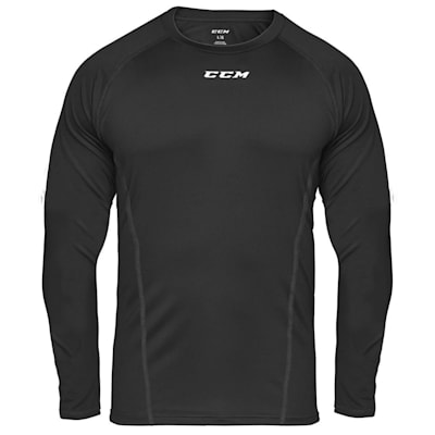 (CCM Performance Loose Fit Long Sleeve Base Layer - Mens)